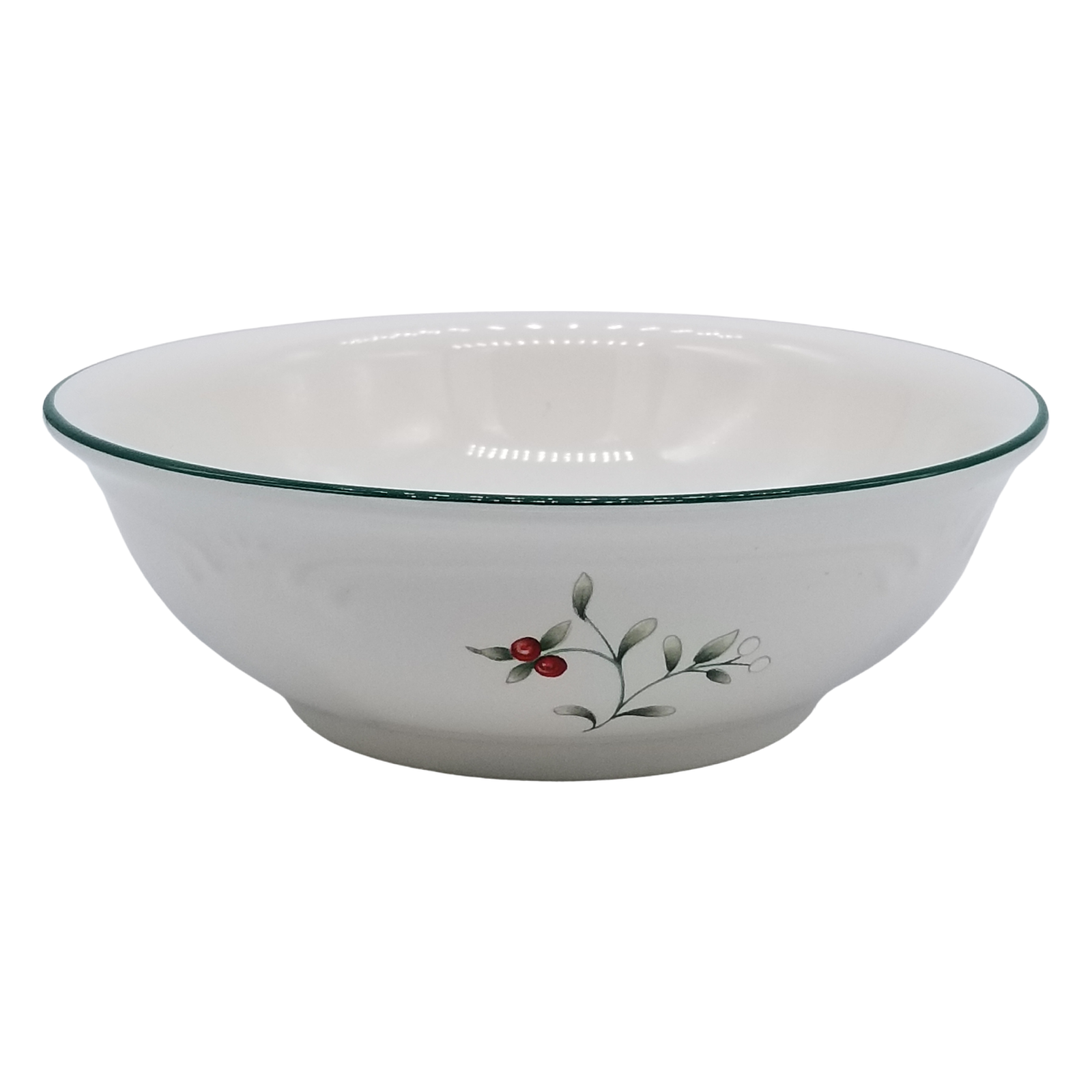 Pfaltzgraff Soup/Cereal Bowl Winterberry Replacement Holiday One Piece 5-7/8in - $8.99