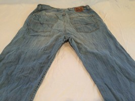 Men's Polo Ralph Lauren Brixton Loose Fit Jeans Size 32x29 Distressed - $19.59
