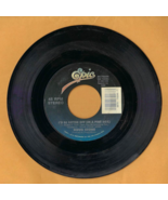 Vintage 45 RPM EPIC / CBS Record - Doug Stone IT'S A GOOD THING / BETTER... - $4.50