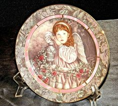"""""""Hope"""" Commemorative Plate by Donna Richardson AA20-CP2312 Vintage Gardens of In image 5"""