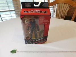 """Dc Comics Multiverse Suicide Squad Deadshot Figurine 6 """" Collect Connect... - $21.30"""