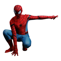 2017 Spider-Man Homecoming Cosplay Tom Holland Spiderman Adult 3D Costume  - £49.89 GBP