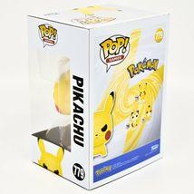 Funko Pop! Games Pokemon Attack Stance Pikachu #779 Vinyl Action Figure image 3