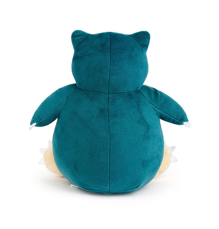 New Pokemon Snorlax Soft Plush Doll 25cm Toy Cushion Pillow Gift Cute XY Pikachu