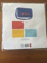 Felt Role Play Kit Postal Mail Carrier New 7 pcs Horizon Group Pretend play image 3