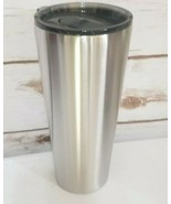 Hogg 32 Oz. slim tumbler.  Brushed Steel.  Nice, new.  Free shipping in USA - $23.51