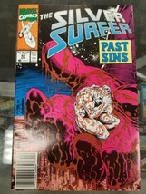 Silver Surfer # 48 Galactus Appearance  - $5.93