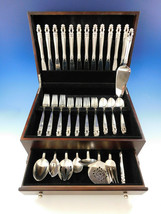 Sovereign Hispana by Gorham Sterling Silver Flatware Set Service Place 58 Pieces - $3,495.00