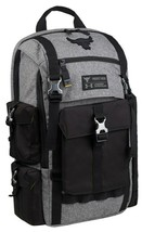 "Under Armour Ua Project Rock Regiment Backpack ""The Rock"" BLACK/GREY New W/TAGS - $109.60"