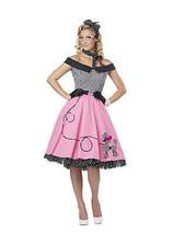 California Costumi Nifty 50'S Donna Adulto Cosplay Film Sexy Costume 01264 - $34.41