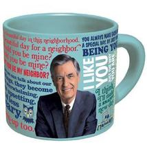 Mister Rogers Mug Heat Activated Sweater Changing Mr. Fred Rogers Neighborhood   image 2