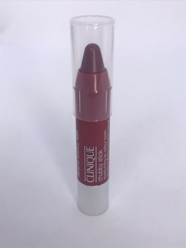 Primary image for Clinique Chubby Stick Moisturizing Lip Colour Balm #07 Super Strawberry New