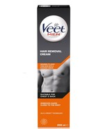 Veet Man Hair Removal Cream 200 ml - $14.30