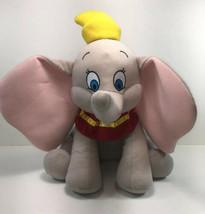 Disney Parks Dumbo Plush 15 Inches EUC - $30.87