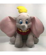 Disney Parks Dumbo Plush 15 Inches EUC - $30.87