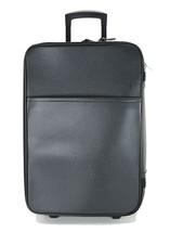 Auth LOUIS VUITTON Pegase 55 Black Taiga Leather Travel Rolling Suitcase... - $975.00