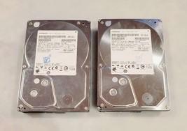 ^^^2 X Toshiba DT01ACA200 2TB Sata Hard Drives P/N:HDKPC09A0A01 - $98.01