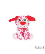 Plush Valentine Dogs with Heart Nose - $24.99
