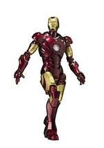 Bandai S.H. Figuarts Ironman Mark 3 About 155mm ABS/PVC Action Figure - $14.47