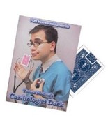 Cardiologist Deck Magic Trick With DVD - Professional - Amazing - $32.95