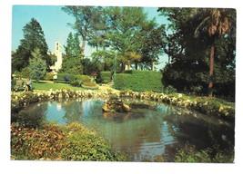 France Cote D'Azur Grasse Le Jardin Cite de Parfums MAR Postcard 4X6 - $4.95