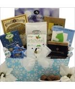 Winter Wonderland: Gourmet Holiday Christmas Gift Basket, CHWW - $61.73