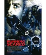 """2006 RUNNING SCARED Movie POSTER 27x40"""" Single-Sided PAUL WALKER - $15.99"""
