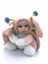 """Geppeddo Cuddle Kids """"Bliss Butterfly"""" Porcelain Doll with Wings - $19.64"""