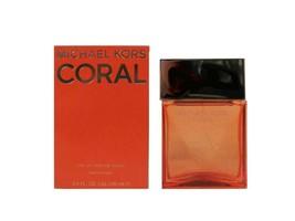Michael Kors Coral 3.4 oz Eau de Parfum Spray for Women (New In Box) - $54.19