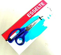 arts and craft straight edge scissors, 150mm cutting edge ideal for crafts, home