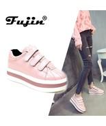 FUJIN Brand Women Casual Shoes Women Trainers Women Platform Sneaker Lady - $42.71+