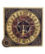 "Pentagram Ouija Board Game 15"" x 15"" - $23.75"