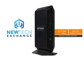 Netgear CM600 Cable Modem | DOCSIS 3.0 | up to 960 Mbps - $39.99