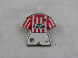 Sunderland FC pin - Mid 1990s Home Kit - Metal Pin - $15.00