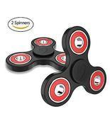 2 Pack Fidget Spinner Toy Stress Reducer - Perfect For ADD, ADHD, Anxiet... - £12.50 GBP