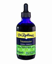 Dr. Rydland's by Kids Wellness Liquid Herbal Formulas Immune, 4oz; Relieves Comm