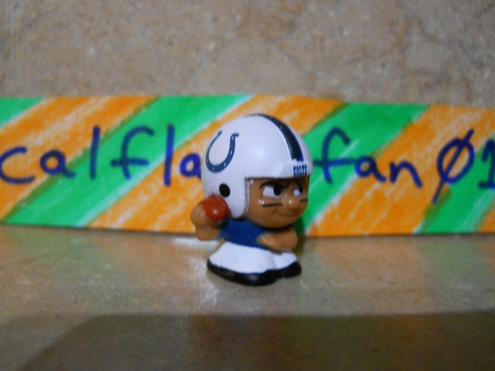 INDIANAPOLIS COLTS!!! NFL TEENYMATES RARE SERIES 1 QUARTERBACK 2016 LA RAMS