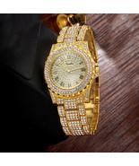 Women Fashion Leather Band Analog Quartz Square Quartz Wrist Watch Watches - $9.79