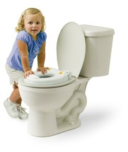 Cushie Tushie Contoured Soft Travel Potty Seat Baby toddler toilet training - $10.79