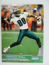 Torrance Small Philadelphia Eagles 2000 Topps Football Card 17 - $0.98