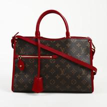 "Louis Vuitton Monogram Coated Canvas ""Popincourt PM"" Tote Bag - $1,945.00"