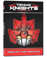 Tenkai Knights Rise of the Knights DVD Factory Sealed - $7.99