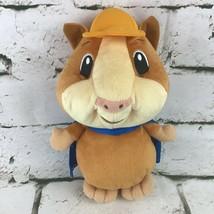 Nick Jr Wonder Mascotas Linny The Guinea Cerdo Peluche Héroe Peluche Mat... - $15.14