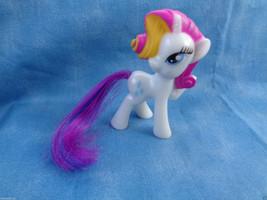 "McDonald's 2014 Hasbro My Little Pony Rarity Diamond Unicorn White  3"" PVC - $1.49"