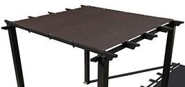 Alion Home Pergola Shade Cover Sunblock Patio Canopy HDPE Permeable Clot... - $48.66