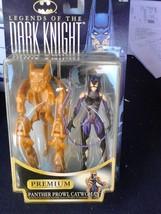 Batman Legends of the Dark Knight Catwoman Premium MOC 1998 Kenner - $11.69