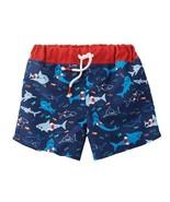 Mud Pie Boy Shark Swim Trunks 6 Months-5T - $20.00+