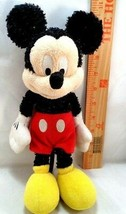 "Disney Mickey Mouse Furry Beanie Plush Stuffed Animal Toy Doll Club house 11"" - $11.38"