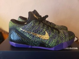 "Nike ID QS Kobe 9 Elite ""Mamba Moment"" Size 11 Deadstock - $395.99"
