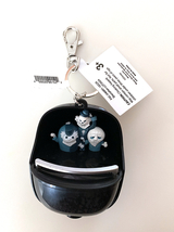 Disney Parks Haunted Mansion Ride Hitchhiking Ghosts Light Up Keychain NEW - $21.90